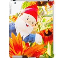Harvest Flowers iPad Case/Skin