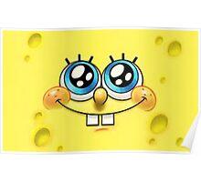 silly spongebob Poster