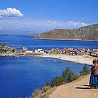 Lago Titicaca, Bolivia by Natasha M