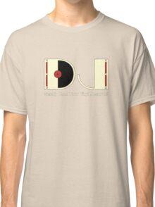 DJ Vintage Classic T-Shirt