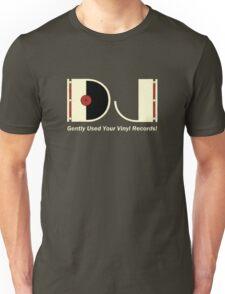 DJ Vintage Unisex T-Shirt