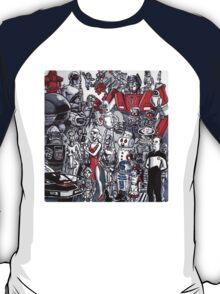 ROBOTS!!! T-Shirt