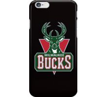 NBA - Bucks iPhone Case/Skin