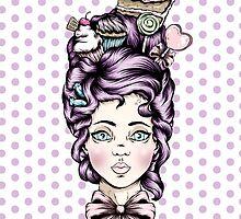 Teacake Lady by Creep Heart