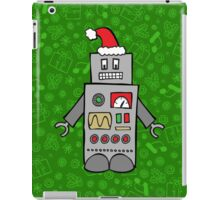 Santa Robot iPad Case/Skin