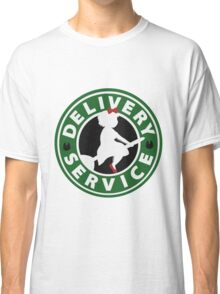 Coffee Delivery Classic T-Shirt