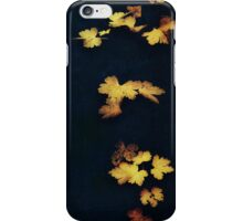 Velvet Leaves iPhone Case/Skin