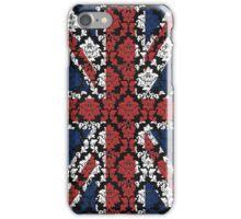 Wallpaper Black UK iPhone Case/Skin