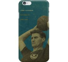 Jimmy Dickinson - Portsmouth iPhone Case/Skin