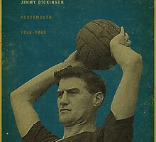 Jimmy Dickinson - Portsmouth by homework