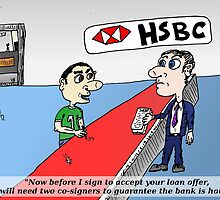 HSBS honesty guarantee caricature by Binary-Options