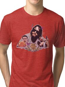 the dude and company Tri-blend T-Shirt