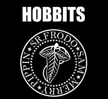 The Hobbits IPad by loku