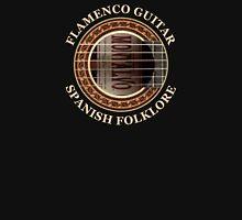 Flamenco Guitar Spanish Folklore Unisex T-Shirt