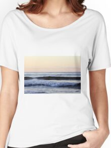 Ocean Waves Women's Relaxed Fit T-Shirt