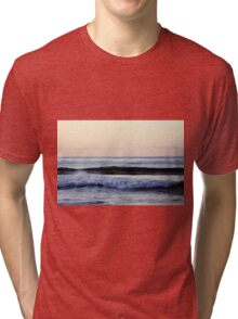 Ocean Waves Tri-blend T-Shirt