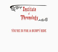 Phrenology - you're in for a bumpy ride Unisex T-Shirt