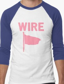 Wire - Pink Flag T-Shirt