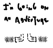 Adventure by Bilbo Baggins by EmilyWilliams