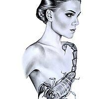 Scorpio by LibbyWatkins
