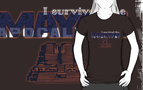 i survived the mayan apocalypse by dennis william gaylor