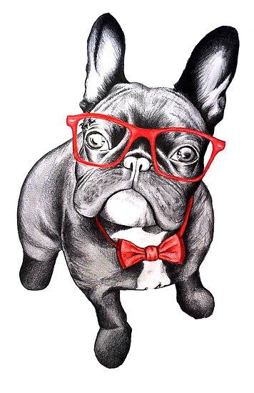 Happy Dog by LibbyWatkins