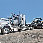 Kenworth & CAT by LIFEPhotography
