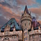 The Fairmont Chateau Laurier in Ottawa, Canada by John  Paper