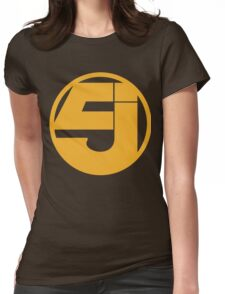 Jurassic 5 Womens Fitted T-Shirt
