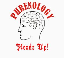 Phrenology - Heads Up! Unisex T-Shirt