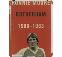 Ronnie Moore - Rotherham iPad Case/Skin