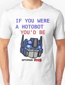 Optimus Fine Unisex T-Shirt