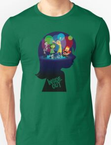inside out movie T-Shirt