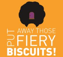 Rudi Van DiSarzio Fiery Biscuits T-Shirt