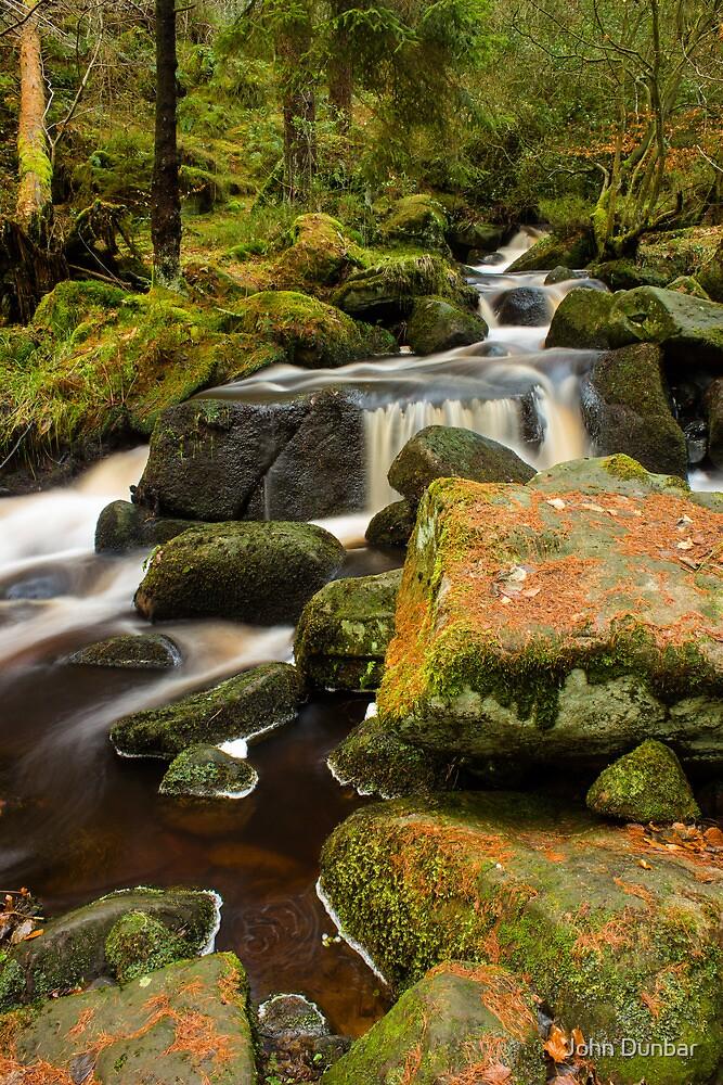 Wyming Brook by John Dunbar