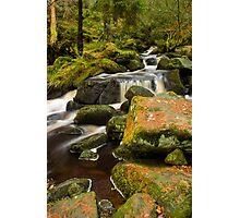 Wyming Brook Photographic Print