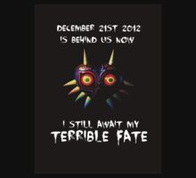 I still await my Terrible Fate by SpikedKanine