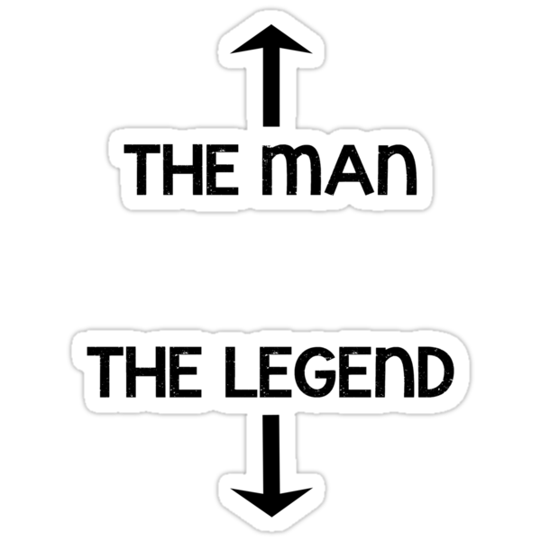 The Man, The Legend by Weeknd