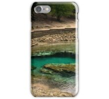 Little River Springs iPhone Case/Skin