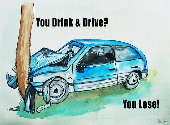 drunk driving by Adam Asar
