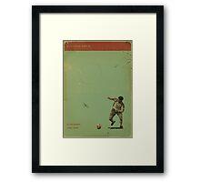 Alex Calvo Garcia - Scunthorpe Framed Print
