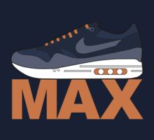 Air Max 87 Bears by bobbydanger