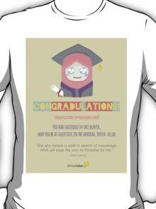 Congradulations! (Female) T-Shirt