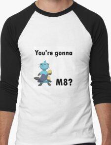 You're gonna Dewott m8? Men's Baseball ¾ T-Shirt