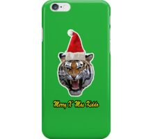 don't cheat presents iPhone Case/Skin