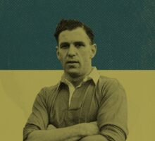 Arthur Rowley - Shrewsbury Town Sticker