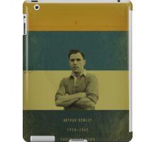 Arthur Rowley - Shrewsbury Town iPad Case/Skin