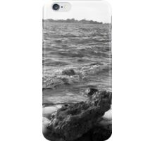 BW Sunset iPhone Case/Skin