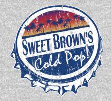 Sweet Brown's Cold Pop Bottlecap Shirt V1 Kids Clothes