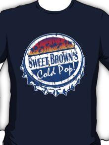 Sweet Brown's Cold Pop Bottlecap Shirt V1 T-Shirt